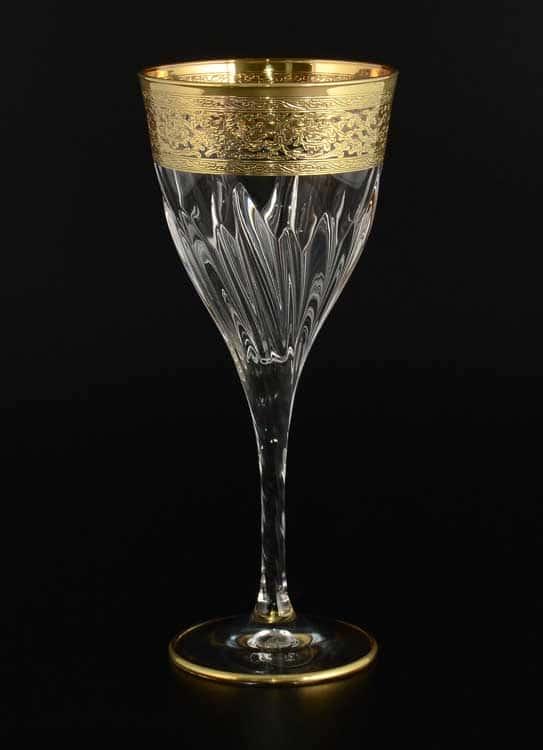 TIMON прозрачный Набор бокалов для вина хрустальные из Италии