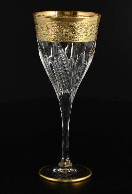 TIMON прозрачный Набор бокалов хрустальных для вина  из Италии