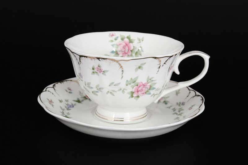 Воспоминание Набор чайных пар Royal Classics 6 шт