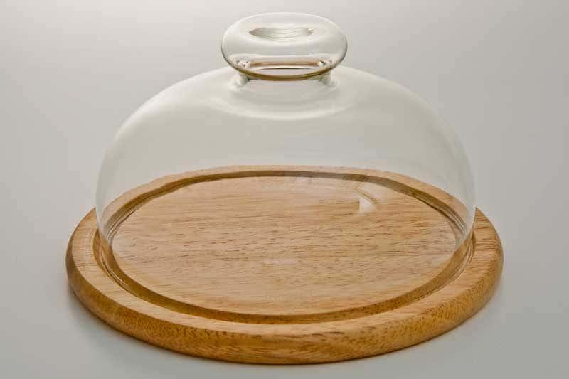 Trendglas Подставка для сыра жаропрочное стекло Венгрия