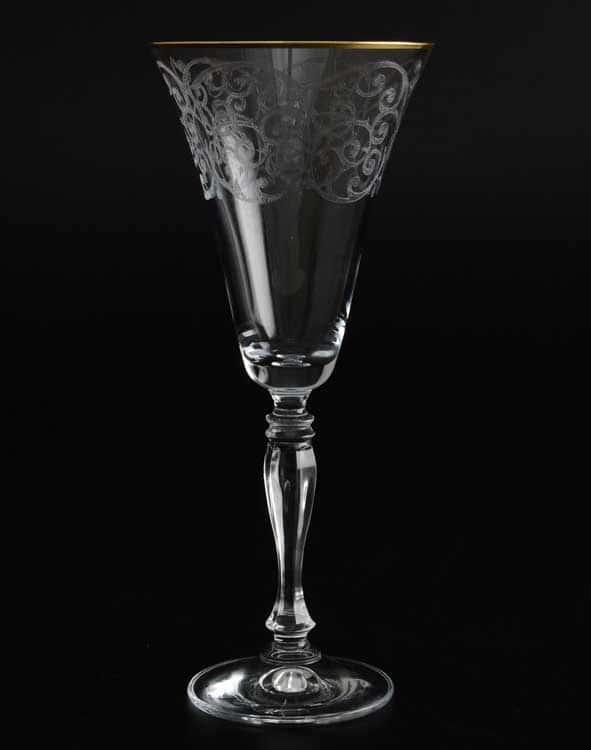 Виктория Набор бокалов для вина Bohemia Crystal 230 мл (6 шт)