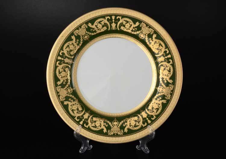 Imperial Green Gold Набор тарелок Falken 21 см (6 шт)