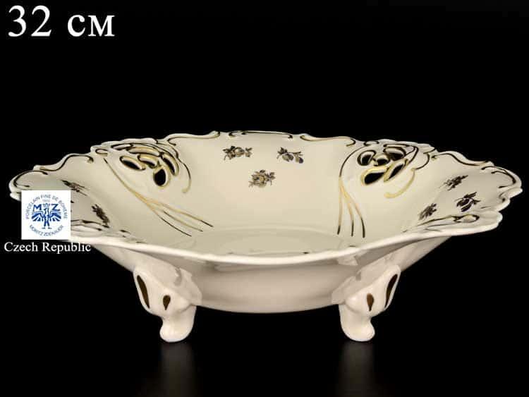Анжелика Слоновая кость Золотая роза AG 807 Барбарина MZ 32 см