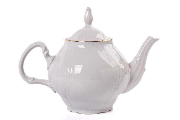 Бернадот белый 311011 Чайник 1,2 л