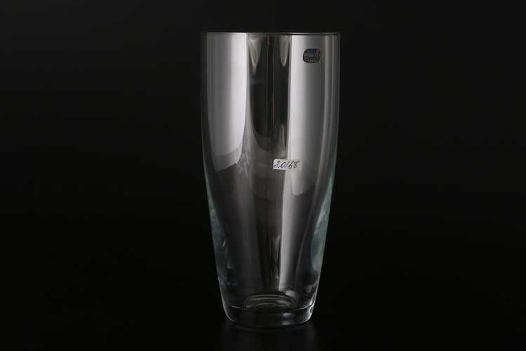 Кристалекс Недекорированное стекло Ваза для цветов 25 см Bohemia Crystal