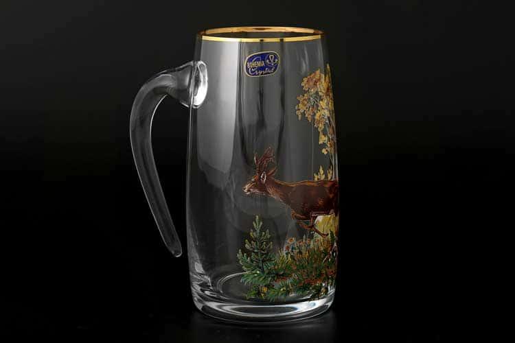 Охота Кристалекс Кружка для пива Bohemia Crystal 560 мл