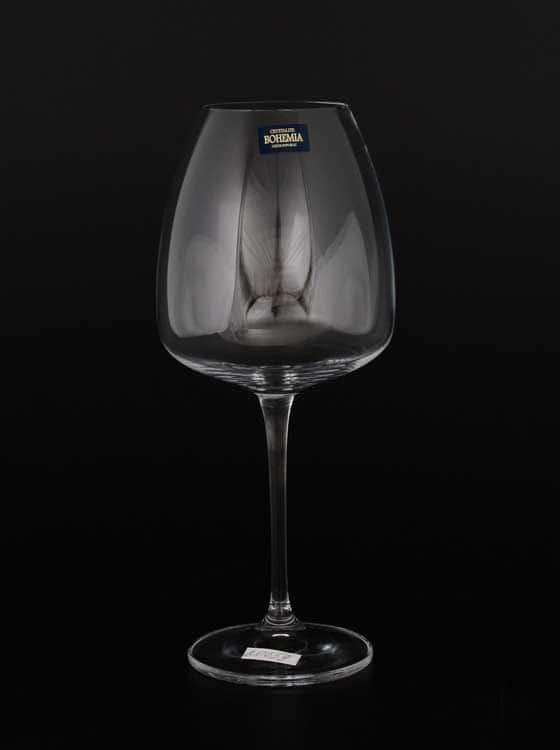 ALIZEE Набор бокалов для вина 610 мл Crystalite (6 шт)