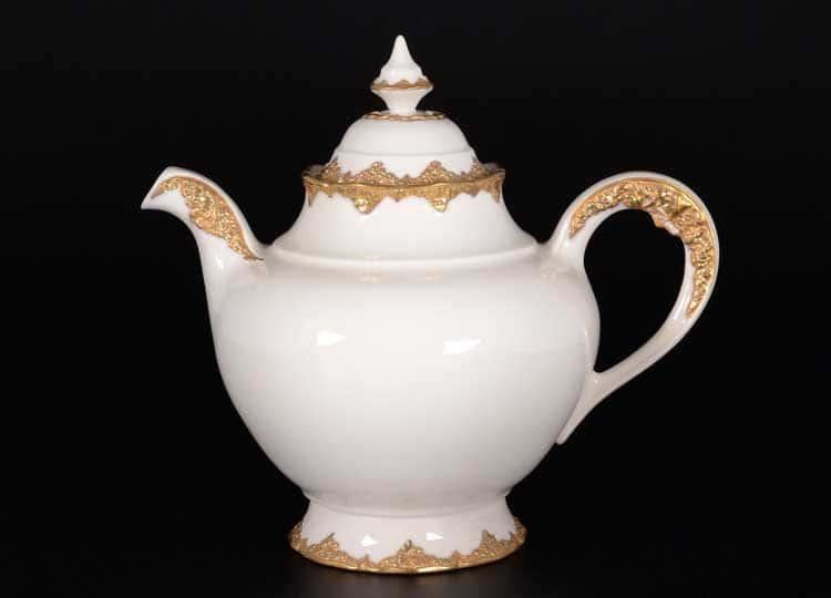 Чайник Cattin из фарфора Италия