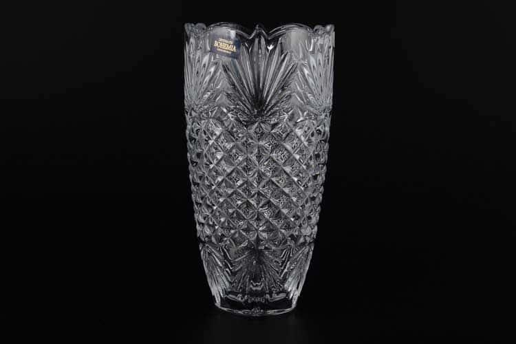 VEGA-NOVA Ваза для цветов Crystalite Bohemia 20 см