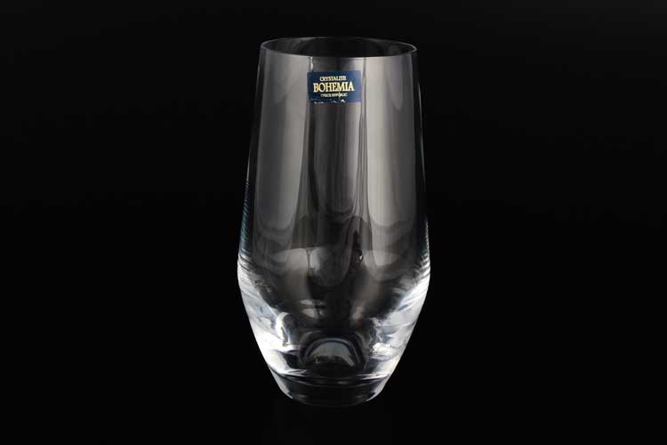 MICHELLE Набор стаканов для воды 400 мл Crystalite Bohemia