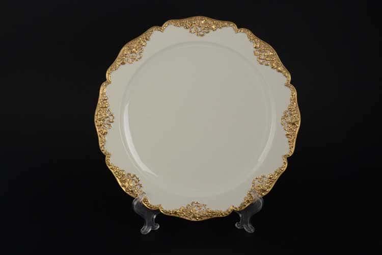 Cattin Набор тарелок 30 см 6 шт из фарфора