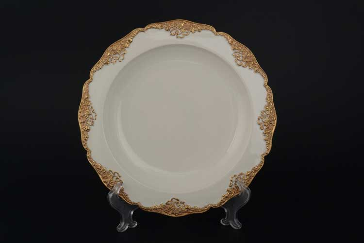 Cattin Набор тарелок суповых из фарфора