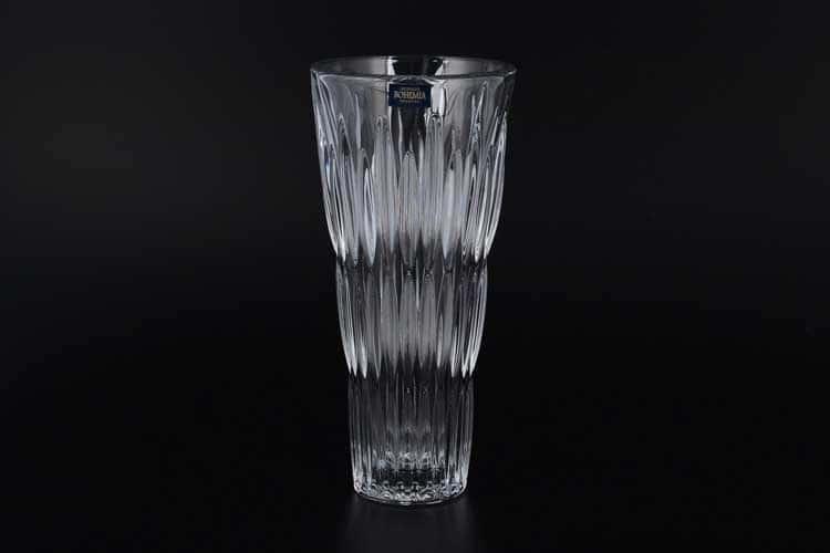 SATURN-NEW NOVA Ваза для цветов Crystalite 23 см