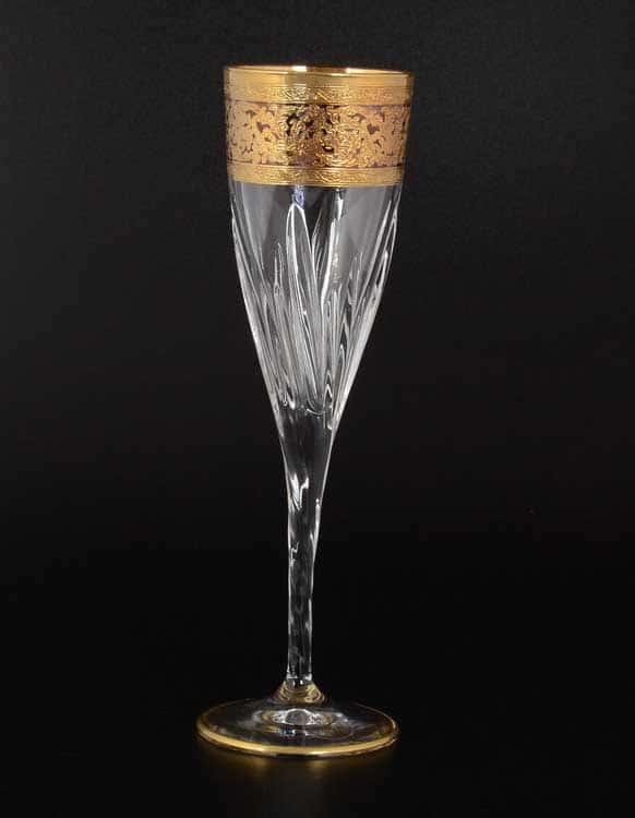 TIMON Набор фужеров для шампанского Италия