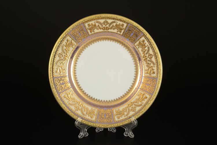 Diadem Violet Creme Gold Набор тарелок Falken 17 см  (6 шт)