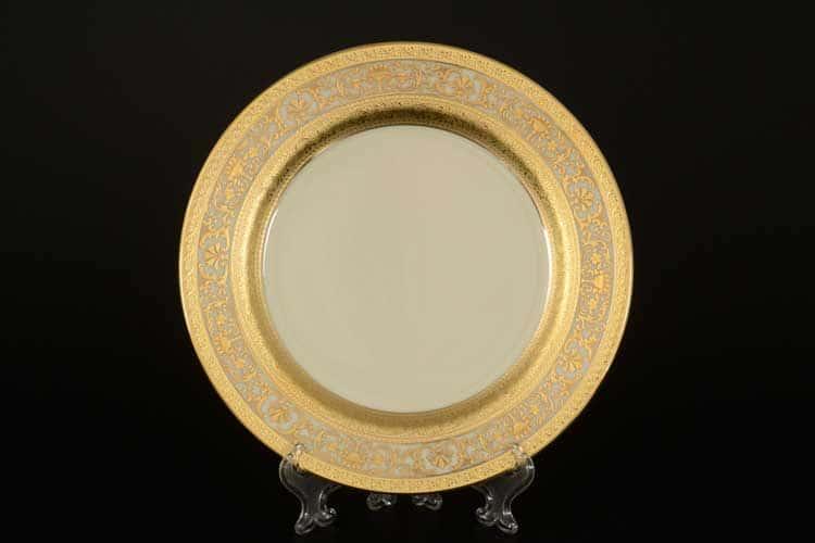CREAM Royal Gold Набор тарелок Falken 20 см (6 шт)