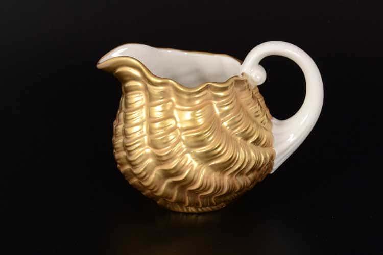 CATTIN Молочник 275 мл из фарфора золотой