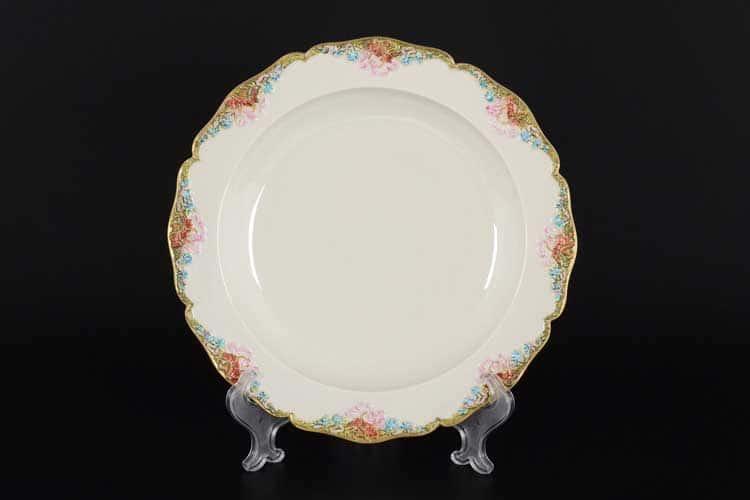 CATTIN цветы Набор тарелок (6 шт) 26 см