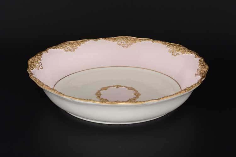 CATTIN розовый Набор салатников 27 см (2 шт) из фарфора