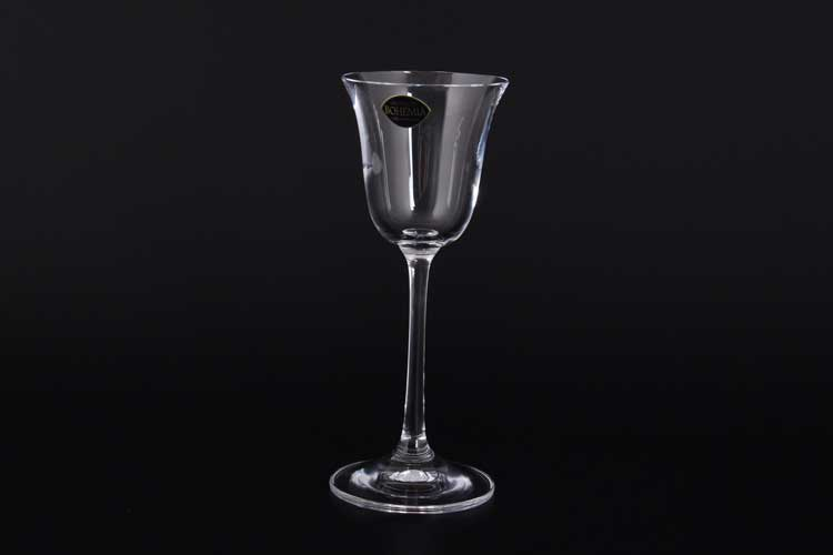 BELL Встреча Набор рюмок для водки Crystalite 60 мл (6 шт)