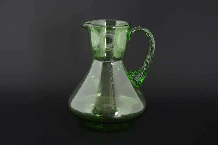 Aida green Графин 1,5 л Crystalite Bohemia