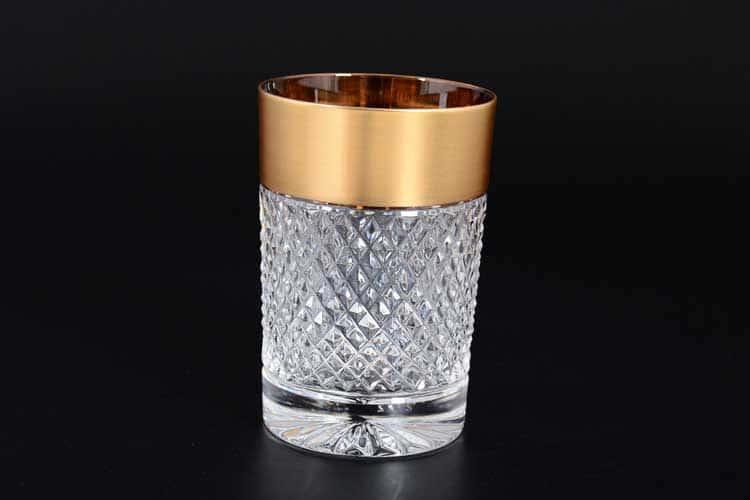 CRYSTAL HEART Набор стаканов для воды 180 мл из хрусталя