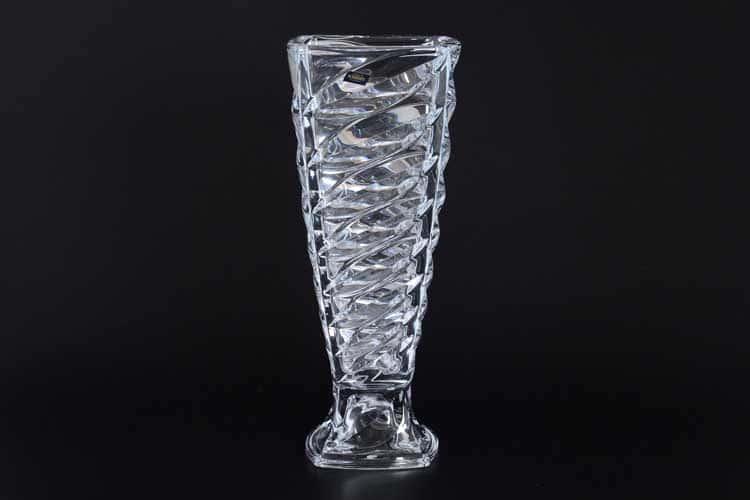 FAСET R-G Ваза для цветов Crystalite на ножке 37 см