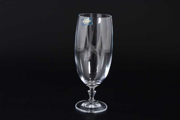 NICOLI Набор бокалов для вина Crystalite 330 мл (6 шт)