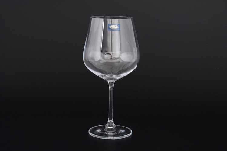 DORA Crystalite Набор бокалов для вина 600 мл (6 шт)