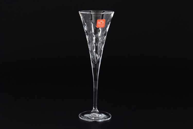 LAURUS CHAMPAGNE FLUTE - RCR STYLE Набор для шампанского