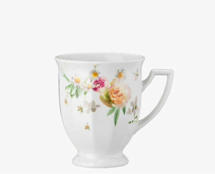 Пинк Розе Чашка чайная на ножке Rosenthal 300 мл.
