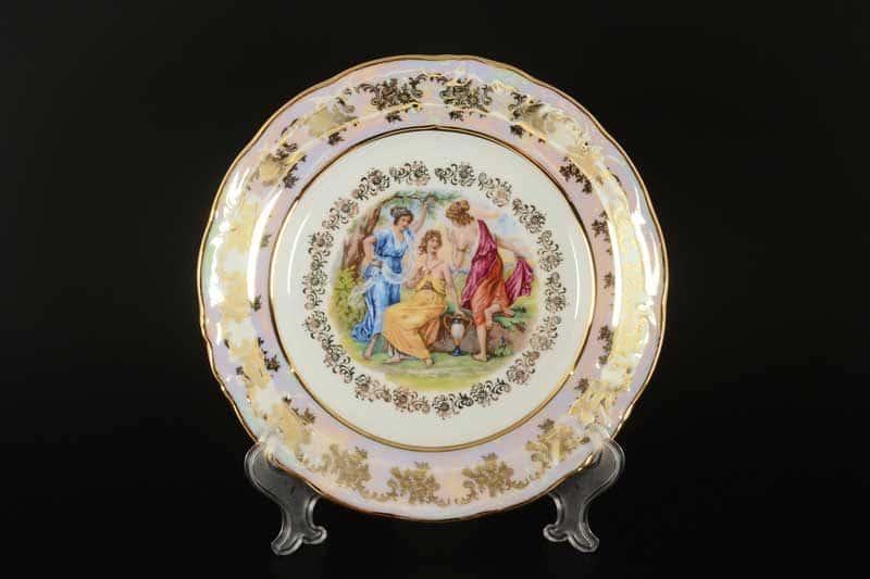 Фредерика Мадонна Набор тарелок 24 см Roman Lidicky (6 шт)