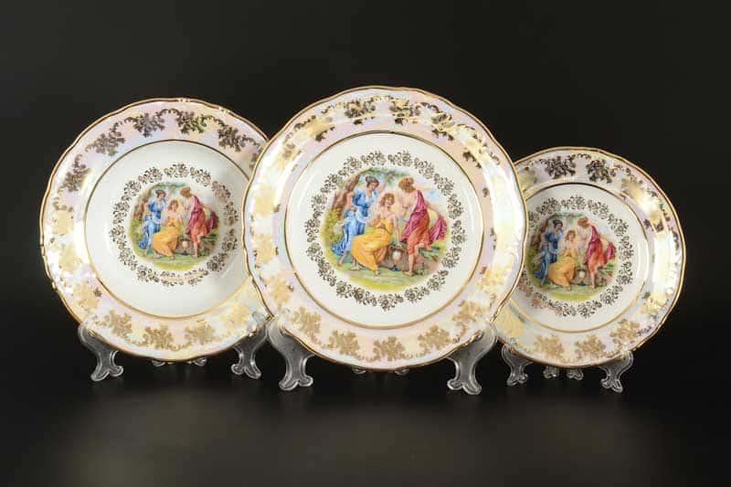 Фредерика Мадонна Набор тарелок 18 предметов Roman Lidicky