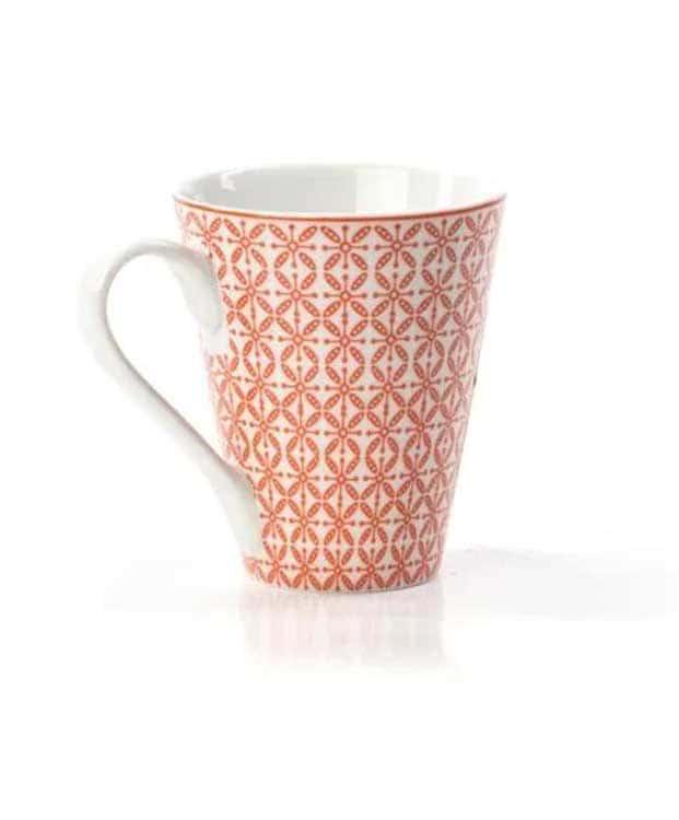 КРАСНЫЙ АЖУР Кружка для чая Tunisie 300 мл