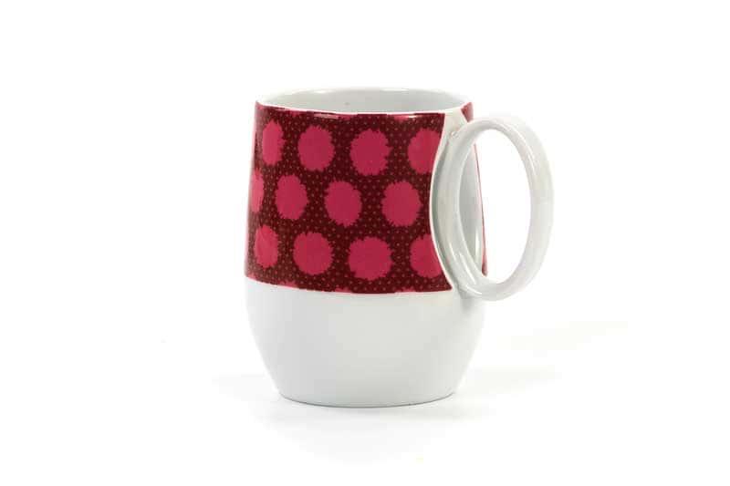 Малина Исис Кружка для чая Tunisie 400 мл