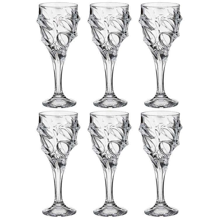 Калипсо Набор бокалов для вина Bohemia 270 мл 6 шт.