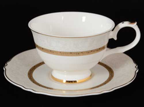 Royal Classics Набор чайных пар 6 шт 220 мл