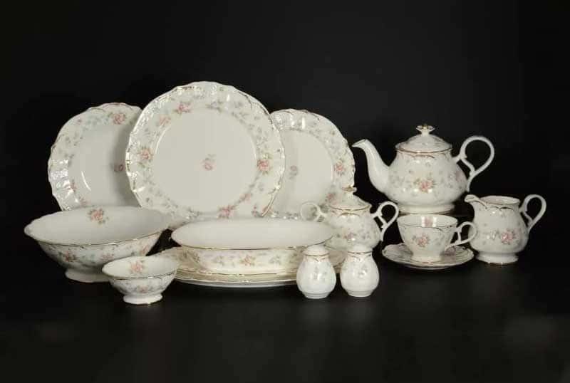 Воспоминание Столово-чайный сервиз Royal Classics на 12 персон 76 предметов