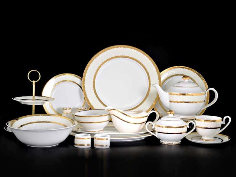 Очарование Столово-чайный сервиз Royal Classics на 12 персон 79 предмет