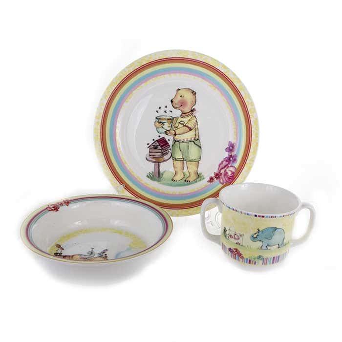 Сафари Набор детской посуды Blumarine