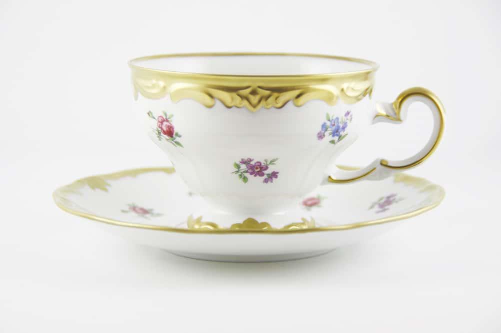 Мейсенский цветок Чашка 210 мл  Weimar