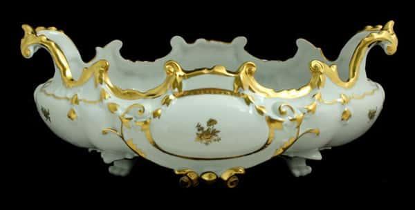 Роза золотая Ладья подарочная 40 см Weimar