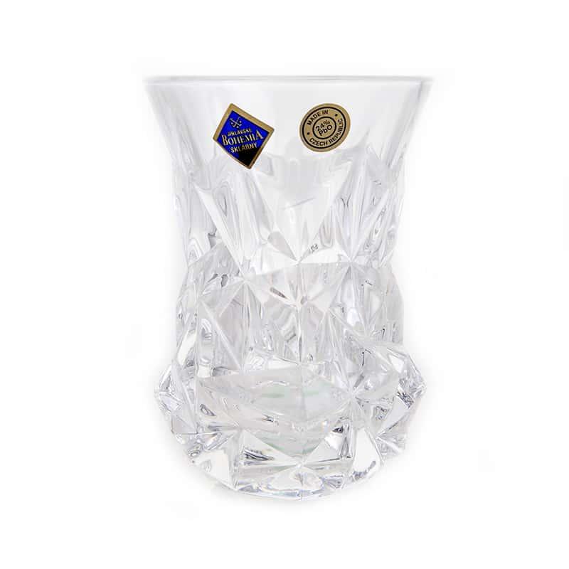 Glacier Набор стаканов армуд Bohemia 140 мл (6 шт)