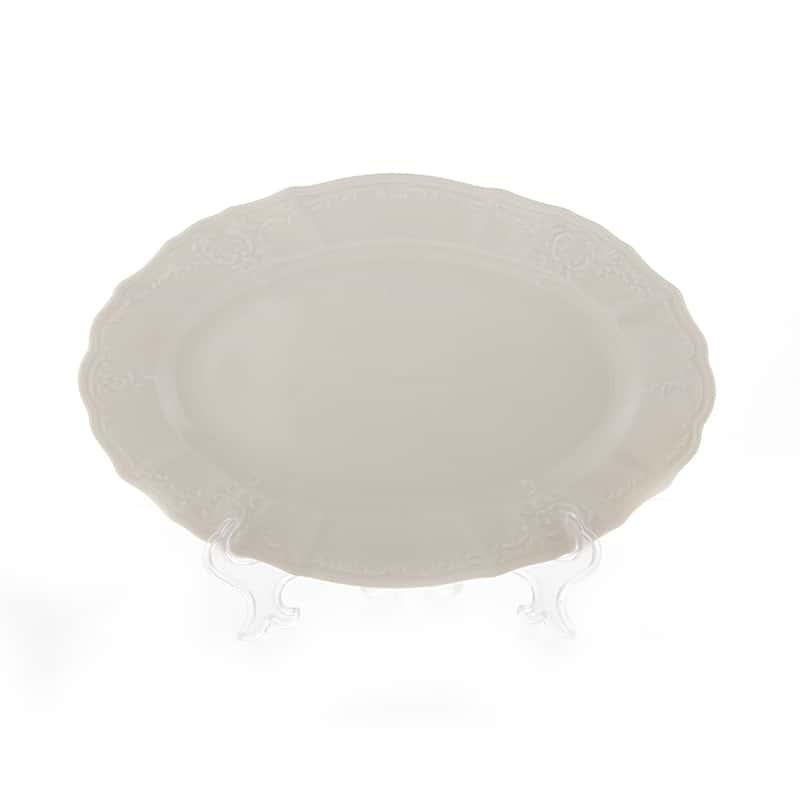 Бернадотт Ивори 0011000 Блюдо овальное 26 см
