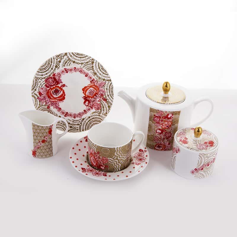 Голден Розес Сервиз чайный Blumarine на 6 перс. 21 пред.