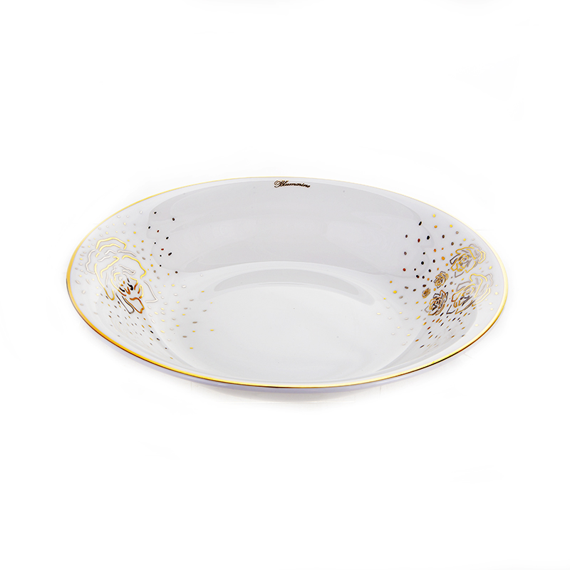 Платинум Набор глубоких тарелок Blumarine 22 см.