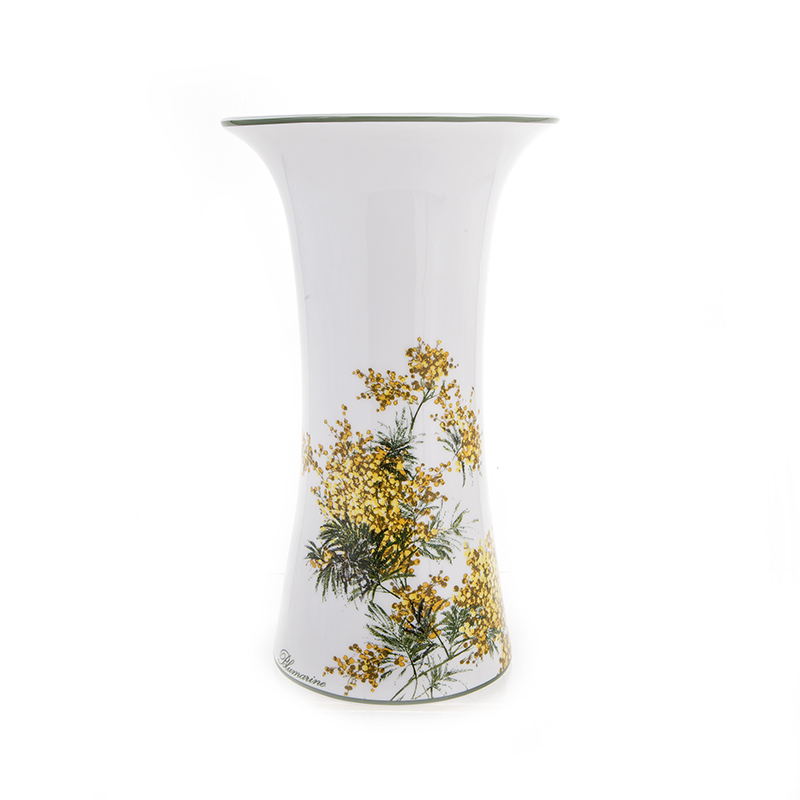 Мимоза Ваза для цветов Blumarine 32 см.