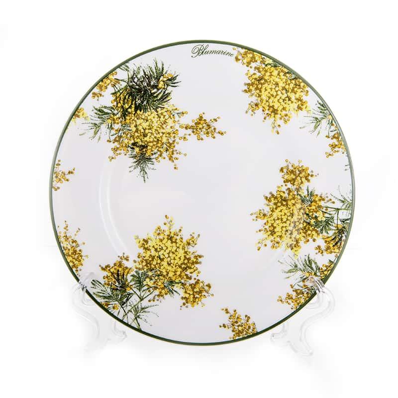 Мимоза Набор тарелок Blumarine 21,5 см.