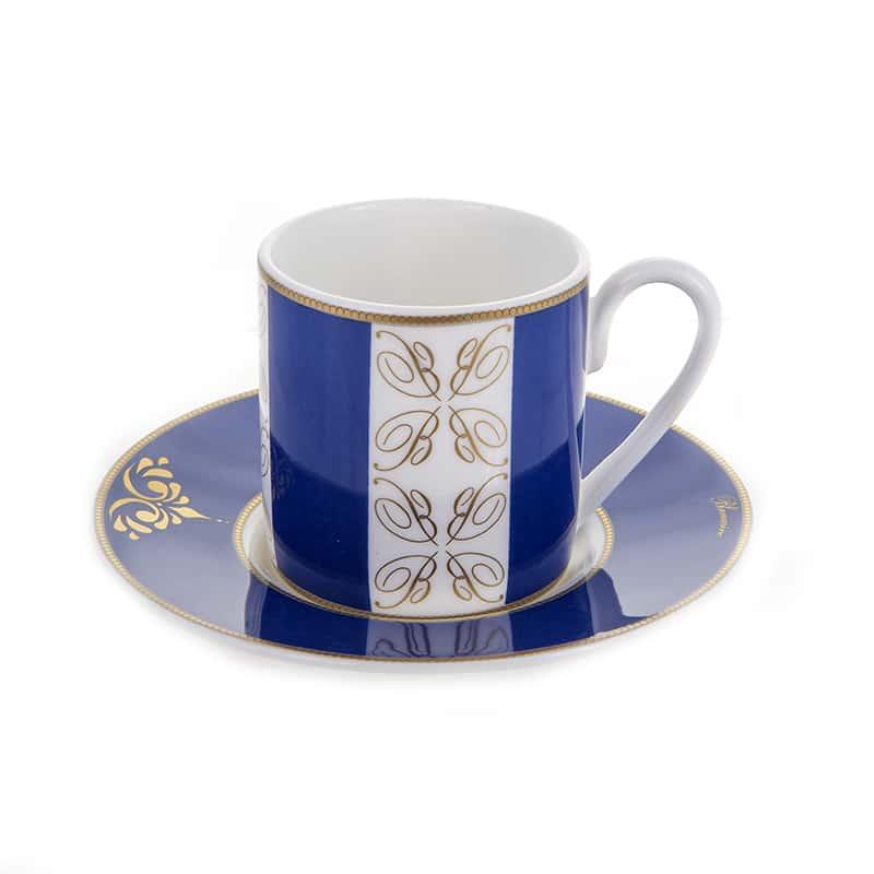 Блу Рояль Набор для кофе Blumarine 120 мл