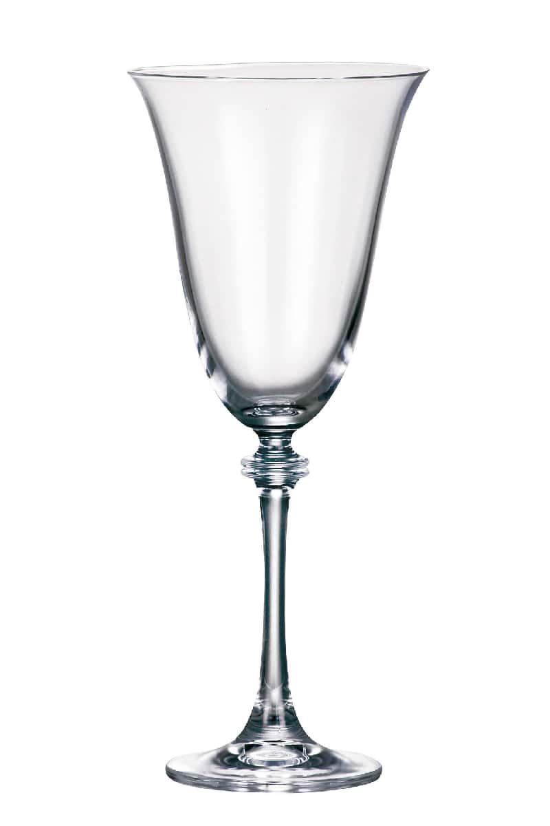 Александра Набор бокалов для вина Crystalite Bohemia 350 мл. 6 шт.